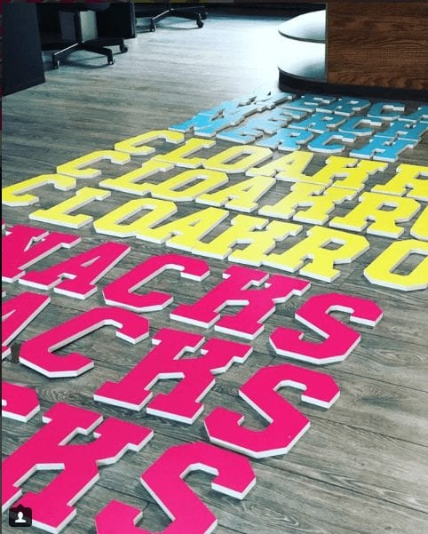 Floor Graphics - Media Co