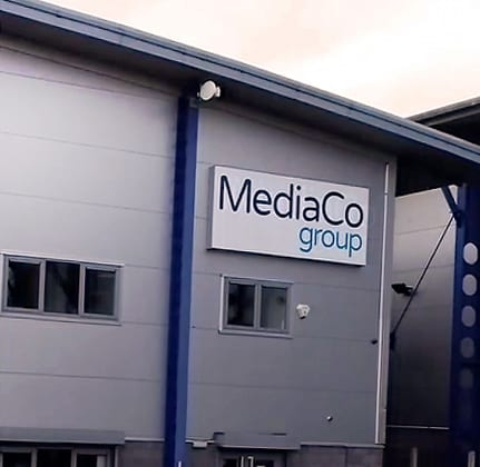 MediaCo Offices
